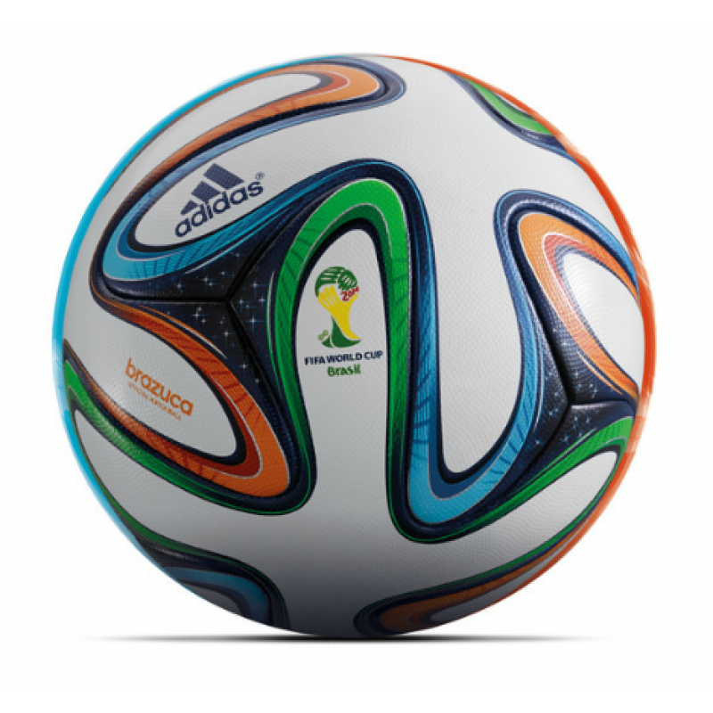 adidas brazuca world cup 2014 official match ball size 5