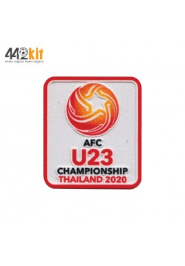 Official AFC U23 CHAMPIONSHIP THAILAND 2020 Patch