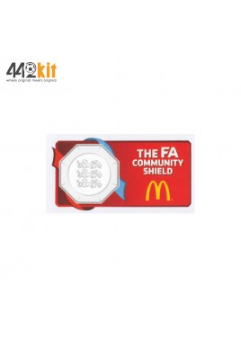 Official English FA Community Shield 2019 Player Size Patch