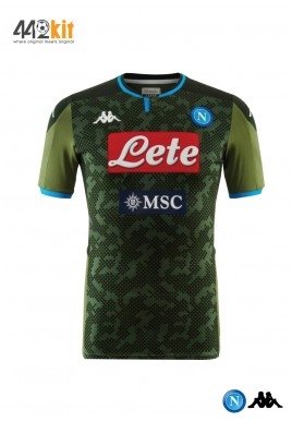 NAPOLI AWAY 2019-20 (PLAYER ISSUE Jersey)