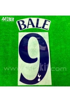 OFFICIAL BALE #9 Tottenham Hotspurs Home CUP EUROPA 2020-21 PRINT