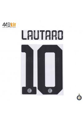 Official LAUTARO #10 Inter Milan Away 2019-2020 PRINT