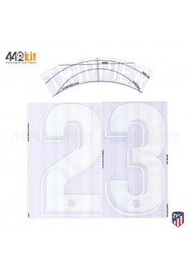 OFFICIAL TRIPPIER #23 Atletico de Madrid Home LA LIGA 2019-20 PRINT