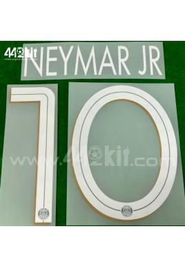 Official NEYMAR JR #10 PSG 3rd UCL 2020-21 PRINT