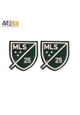 Official Inter Miami FC Away 25 2020-21 MLS Player Issue Patches