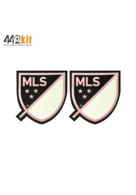 Official Inter Miami FC Home 2020-21 MLS Player Issue Patches