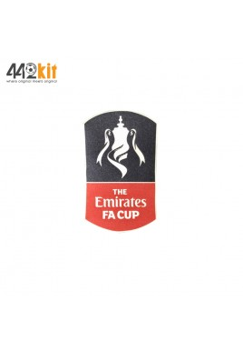 Official The Emirates FA Cup 2019-20 SPORTING ID Patch