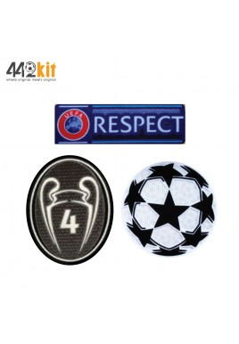 Official UEFA UCL AFC AJAX UCL 2018-19 Senscilia Patches