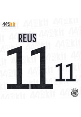 Official REUS #11 Germany Home EURO 2020 2020-21 PRINT