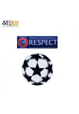 Official UEFA Champions League Starball + Respect 2012-19 Senscilia Patch
